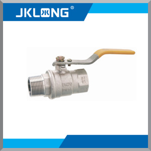 PN16 Lever Brass Gas Ball Valve