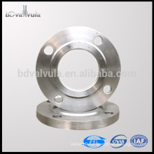 carbon steel flange pipe flange slip on flange