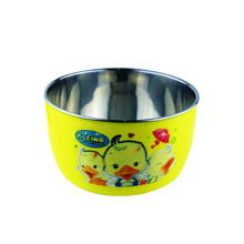 600 ml Stainless Steel Bowl Without Lid And Handle