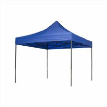 Tente de magasin de logo de belvédère pop-up personnalisée 3x3