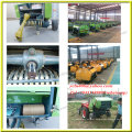 High Quality Straw Round Baler for Yto Tractor