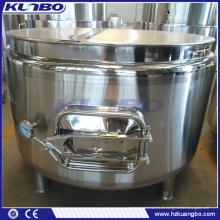 KUNBO Stainless Brewery Elektrische Dampfjacke Mash Tun