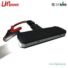 800A пиковый ток 12V / 24V портативный мини-переходник стартера для автомобиля Jumper Booster Power Bank зарядное устройство для планшета сотового телефона iPad