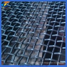 Treillis métallique en polyuréthane pour criblage et tamisage