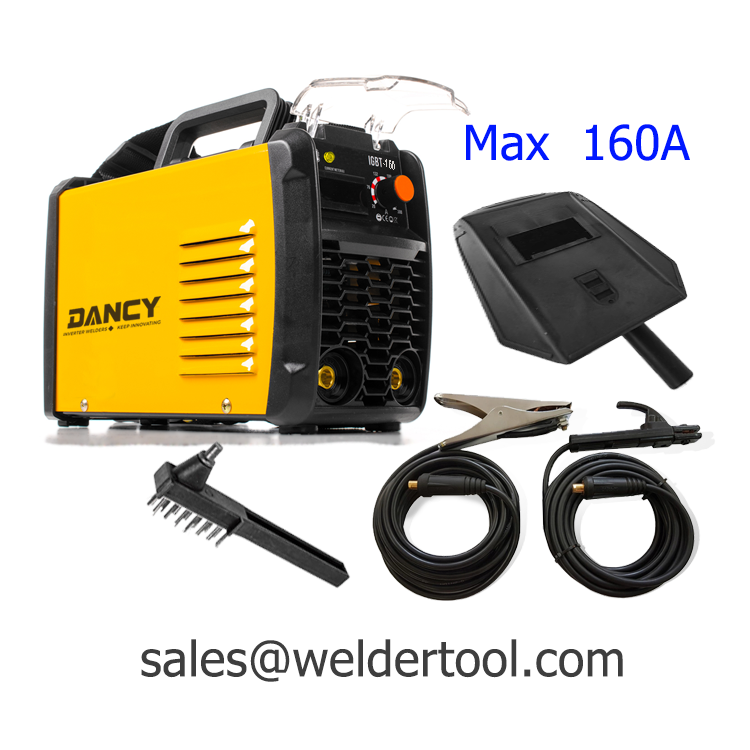 mini portable mma 160 arc welder machine 230V