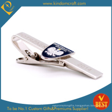 Custom Metal Tie Badge Clip (KD-0137)