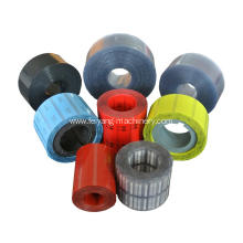 Factory making for Tipping Machine,Tipping Film,Automatic Tipping Machine Manufacturers and Suppliers in China shoelace multi color tipping film export to Indonesia Importers