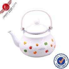 2.5L Enamel Teapot with Bakelite Handle