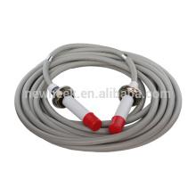 Cable de alto voltaje de 75KV para equipos X_Ray Generator fabricado en China con el mejor precio
