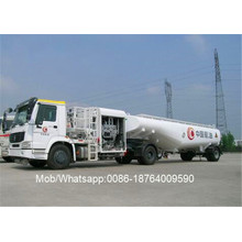 HOWO 4x4 RHD Fuel Dispensing Truck