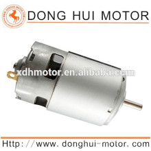 12v dc electric motor RS-775 for fan motor permanent magnet dc motor