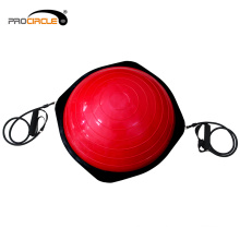 Упражнение Половиной Баланс Йога Мяч Стул