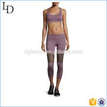 Scoop Ausschnitt Fitness Yoga tragen Fitness-Studio frei Sexi Sport tragen