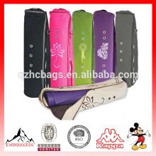Large Yoga Mat Bag The Original Smart Yoga Bag Fits Most Mats 3 Storage Pockets Easy Access Zipper