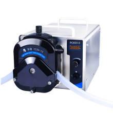 Перистальтический насос для промышленной перекачки жидкости