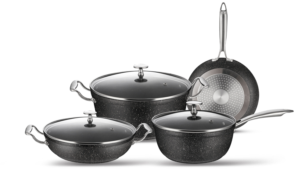 forged cookware