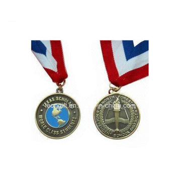 Custom School Competition Medal Wholesale Promotion