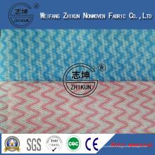 Tissu non-tissé hydrophile de Ss Spunbond pour des lingettes humides