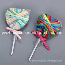 Lollipop Type Hair Band for Girls
