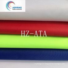 Tissu imperméable à l'eau en polyester résistant au PVC 600d