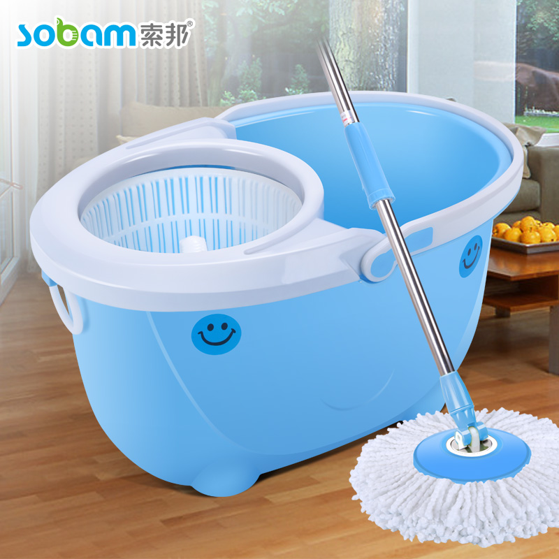Best Selling 360 Double Spin Magic Easy Mop