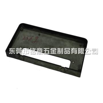 Las ventas calientes de la aleación del magnesio mueren las piezas del bastidor llamaron los casos inferiores (AL8909) Hecho por Mingyi