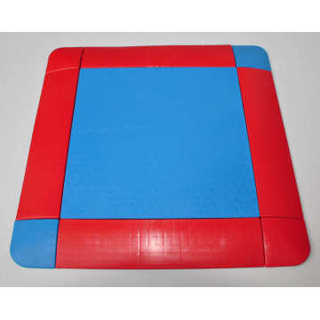 Maunsell Interlock Sports Floor, PP Piso de enclavamiento