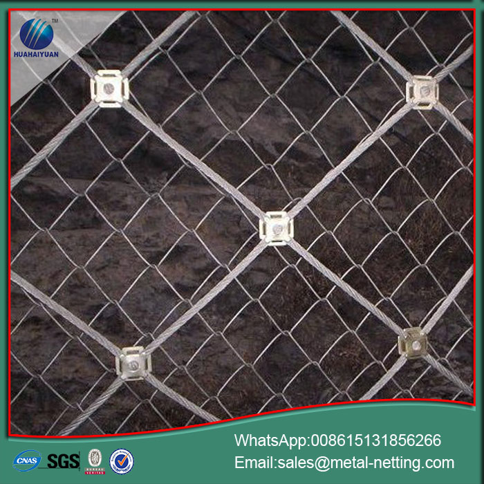TECCO Slope Netting