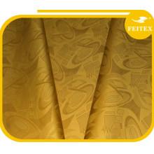 Feitex Bazin Riche African Fashion Guinea Brocade Tejido de teñido 100% algodón Alibaba Textil y telas