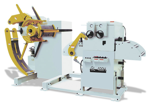 GL-H Decoiling and Straightening Machine (5)