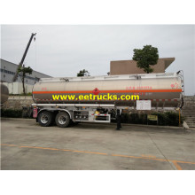 2 axles 38000L Oil Tank Trailers