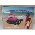 Home Mini Skin Bräunen Bett Maschine System Handheld HVLP Spray Tan Gun Portable Professionelle Indoor Body Bräunung Lotion