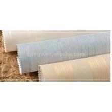 Papel de pared de la materia textil Jacquard barato revestimiento de la pared