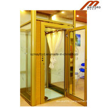 400kg Glass Cabin Villa Elevator with Machine Roomless