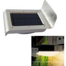 Solar Garden Sensor LED Lamp