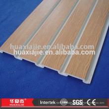 Store Fixture PVC Foam Slatwall Panel