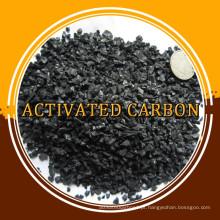 Carvão activado em coluna de carvão / alto CTC 70 80% min, área de área específica grande