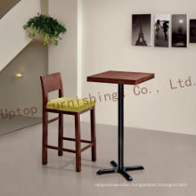 Wooden Club High Chair Bar Table Bar Furniture (SP-BT680)