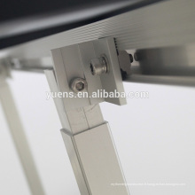 Support de fixation solaire ouvert ouvert Support d'angle réglable