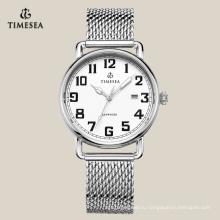 Роскошный браслет из нержавеющей стали часы, мужская бизнес часы 72168