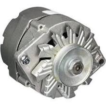 Aluminum Alternator Cover and Bell Housing