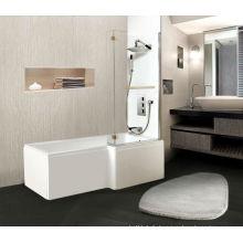 Combinaison de douche de baignoire d'angle de haute qualité à vendre