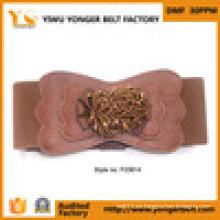 Cinturón de falda femenina ancha de la manera caliente con todas las clases Estilos que usted quiere