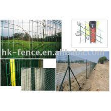 Зеленый сад забор из рабицы забор евро Голландия ограждения