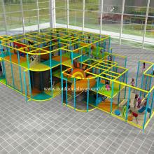 Children Large Playground Equipment Structure