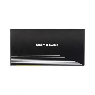 Fast Ethernet Switch With 4 POE Outputs
