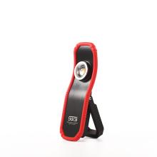 Balde para lavagem de carros SGCB Luz de inspeção LED de luxo com combinação de cores Pro LED Worklight recarregável COB 400/180 Lumens Base magnética sem fio Suporte redemoinhos Arranhões FinderGrit Guard Inserção de balde de detalhamento automático