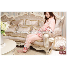 Women warm soft flannel sleepwear factory