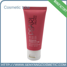 custom Cosmetic tube for plastic round packing