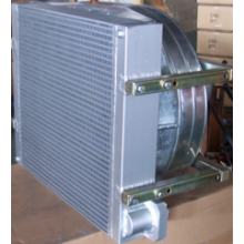Excavator Oil Cooler Manufacturer from WUXI